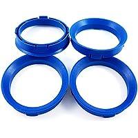 5 x anillo anillo distanciador llantas de aluminio 63,3 x 54,1 mm CMS ProLine Schmidt fz02