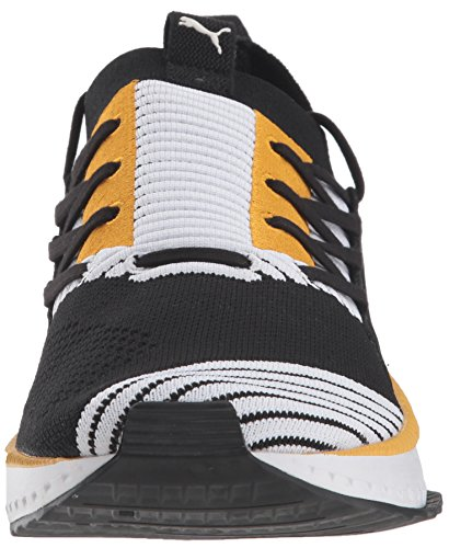 Jun Men's Tsugi Black Yellow 5 Sneaker 9 PUMA US Mineral M White qEHwdq1C