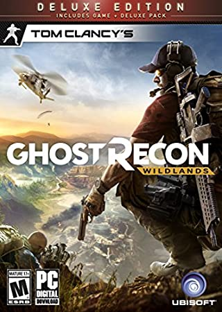 Tom Clancy's Ghost Recon Wildlands - Deluxe Edition [Online Game Code]