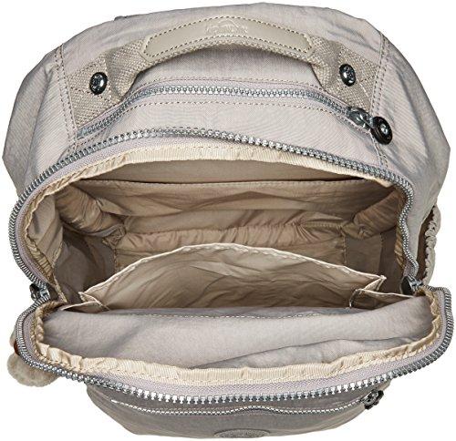 51OAOGOvVIL - Kipling Seoul Go Laptop Backpack, Slate Grey , One Size