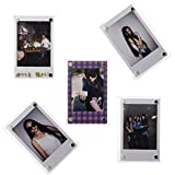 [Woodmin Creative Photo Frame Series] Customized 3-inch Clear...
