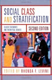 Social Class and Stratification, , 0742546314