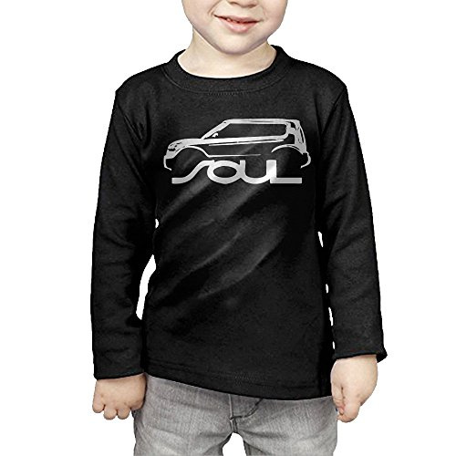 kia-soul-classic-outline-white-little-kids-long-sleeve-t-shirts-for-kids