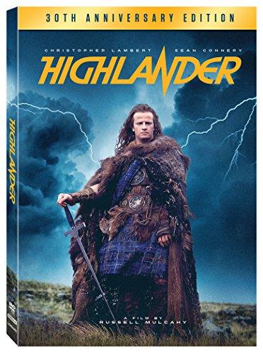 Highlander : 30th Anniversary - Box Dvd Set Highlander
