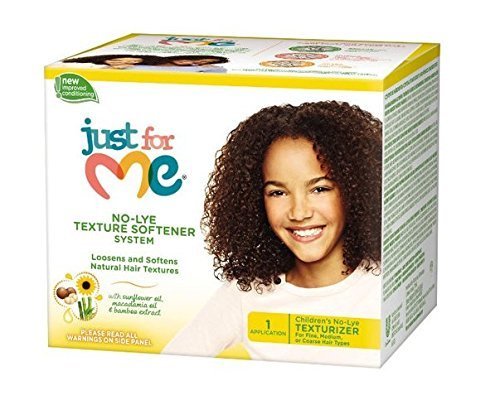 Just For Me Texture Softener Kit by Just For Me