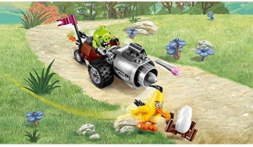 Lego Angry Bird movie piggy escape 75821 [parallel import goods]