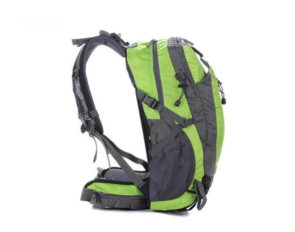 JKC-OK Mochila de Senderismo Unisex Deportes al Aire Resistente Libre Resistente Aire al Agua Durable Transpirable Gran Capacidad Montañismo Bolsa, Verde ef610f