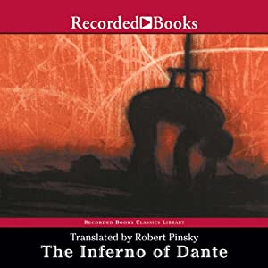 The Inferno of Dante: Translated by Robert Pinsky Audiobook