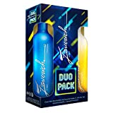 Vodka Zaverich Duo Pack YELLOW/BLUE 1L.