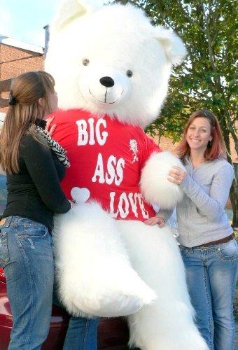 8 foot giant teddy bear - 7