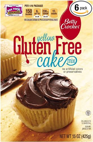recipe: betty crocker gluten free yellow cake mix recipes [1]