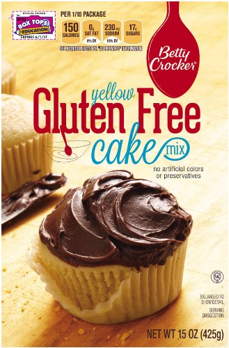 Make gluten free whoopie pies with Betty Crocker Gluten Free Cake Mix Yellow 15.0 oz Box