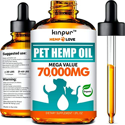 Natural Hemp Oil for