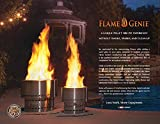 HY-C FG-19 Flame Genie Portable Smoke-Free Inferno