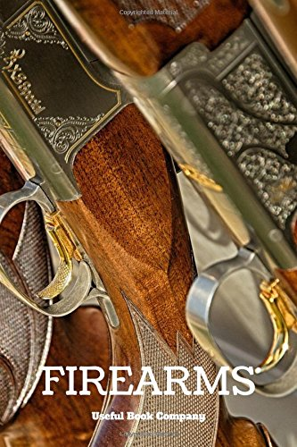 Firearms: Keep account of your Firearms and their maintenance, Logbook, Notebook, 6 x 9 inches, Lined pages PDF