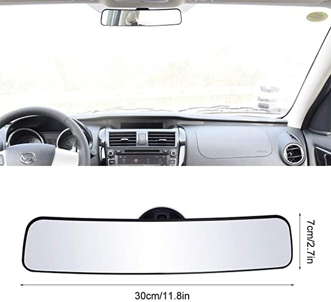 LOVFASHION Baby Car Mirror,Rear View Facing Back Seat Mirror Child Safety Rearview Adjustable Forward Backseat Mirror for Infant