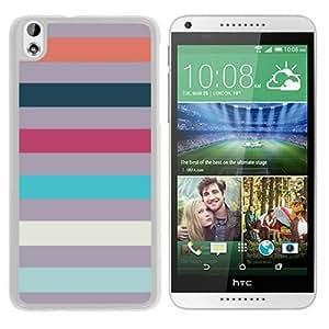 Fossil 37 White HTC Desire 816 Phone Case Beautiful Custom Design