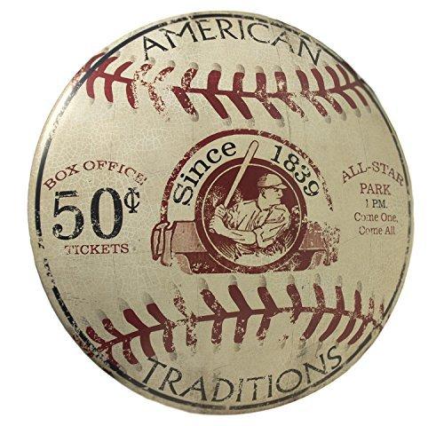 Ohio Wholesale Vintage Baseball Dome Sign