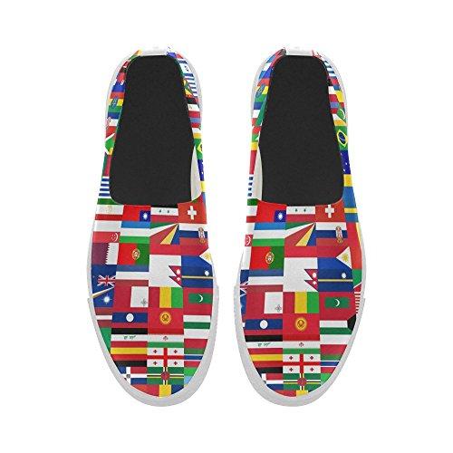 Sneaker Da Uomo In Microfibra Slip-on Da Uomo