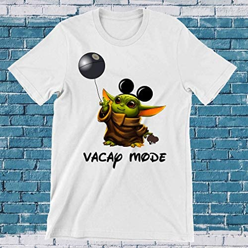 Galaxyngo Vacay Mode Yoda Baby T Shirt Gift For Men Womens Unisex T Shirt