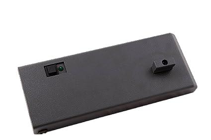 Capella JS200 ATM electrónico de bloqueo 6 detector de vibración, color negro