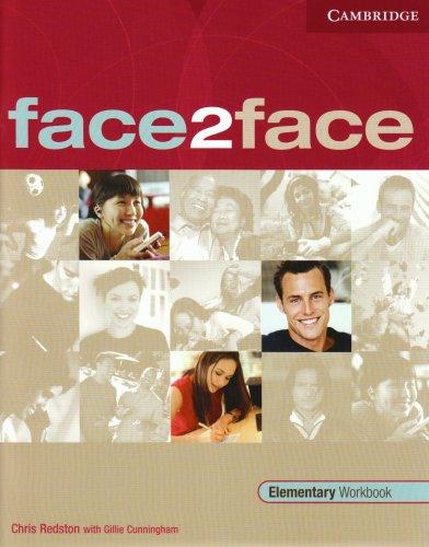 face2face / Workbook. Elementary