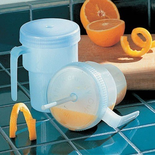 Cup Kennedy, 7oz Spillproof Easy/Grip Handle By Weak Hands Dishwasher Safe, 1 ea