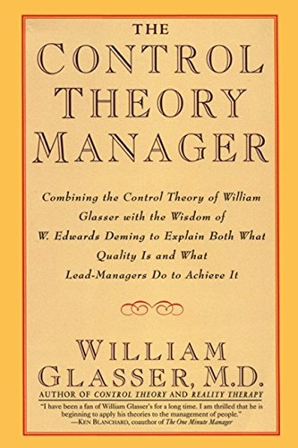 Read Online The Control Theory Manager pdf