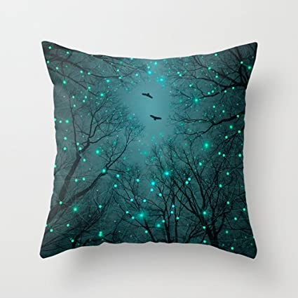Amazon Com 20 X 20 Inches 50 By 50 Cm Euro Style Cushion Cases