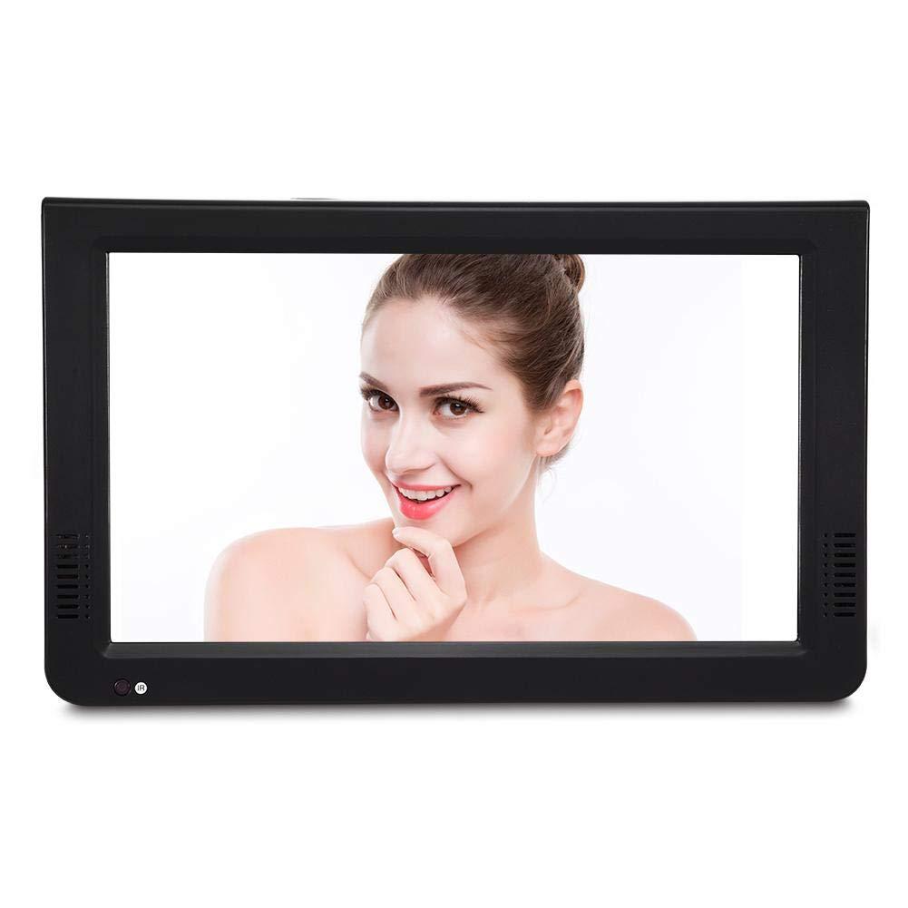 TV portátil de 10 Pulgadas, TV LED pequeño Televisor portátil HD ...