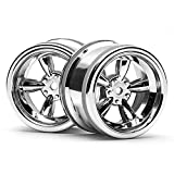 Best Wheels For HPIs - HPI Racing 3822 Vintage 5 Spoke Wheel, 31mm/6mm Review