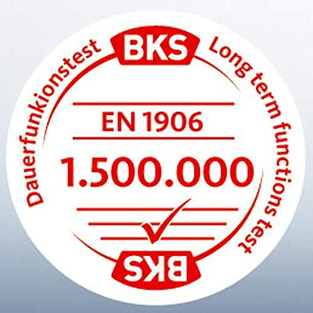 BKS Belcanto qualit/äts T/ürgriff T/ürdr/ücker Dr/ückergarnitur 9mm PZ Feuerschutzt/ür