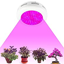 Led UFO Grow Light, Morsen 900W Plant Lamps with UV/IR Led Lights, Powerfull Double-chip 90pcs Grow Light for Plants, Full Spectrum Led Grow Lights for Indoor Plant Garden/Greenhouse Plants/Hydroponic Box