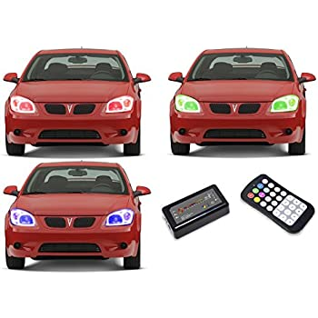 91b52b1eedad9 Amazon.com: FLASHTECH Pontiac Grand Am 95-05 V.3 Fusion Color Change ...