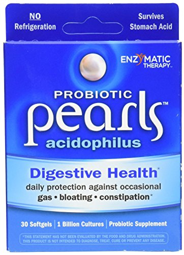 Enzymatic Therapy Acidophilus Pearls Multivitamin, 30 Count