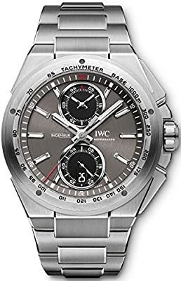 IWC Schaffhausen Ingenieur Chronograph Racer Men's Stainless Steel Automatic Chronograph Swiss Watch IW378508