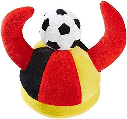 dressforfun 302056 - Sombrero de Aficionado de Alemania con ...