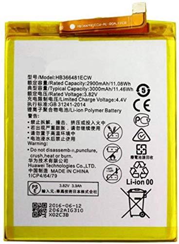 Amnicor Mobile Battery For Huawei P9 Lite Amazon In Electronics