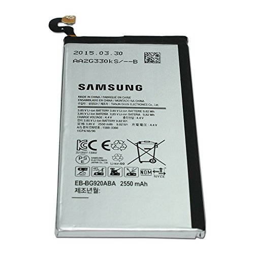 Samsung Internal Battery EB BG920ABA 2550mAh Packaging