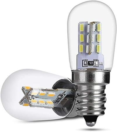 Proyector de luz de noche Star Luz LED for refrigerador - Bombilla de campana extractora de 220V - Juego de 10 Proyector de estrellas (Color : White): Amazon.es: Hogar