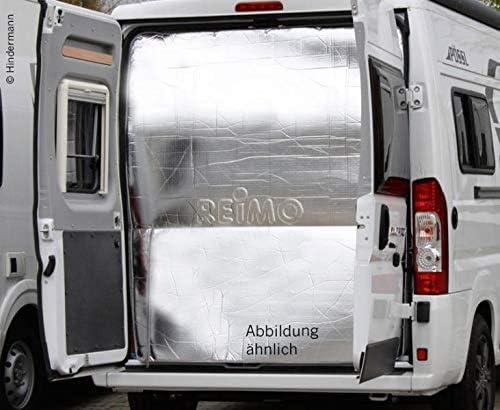 Hindermann Thermovorhang Für Hecktür Beige Auto