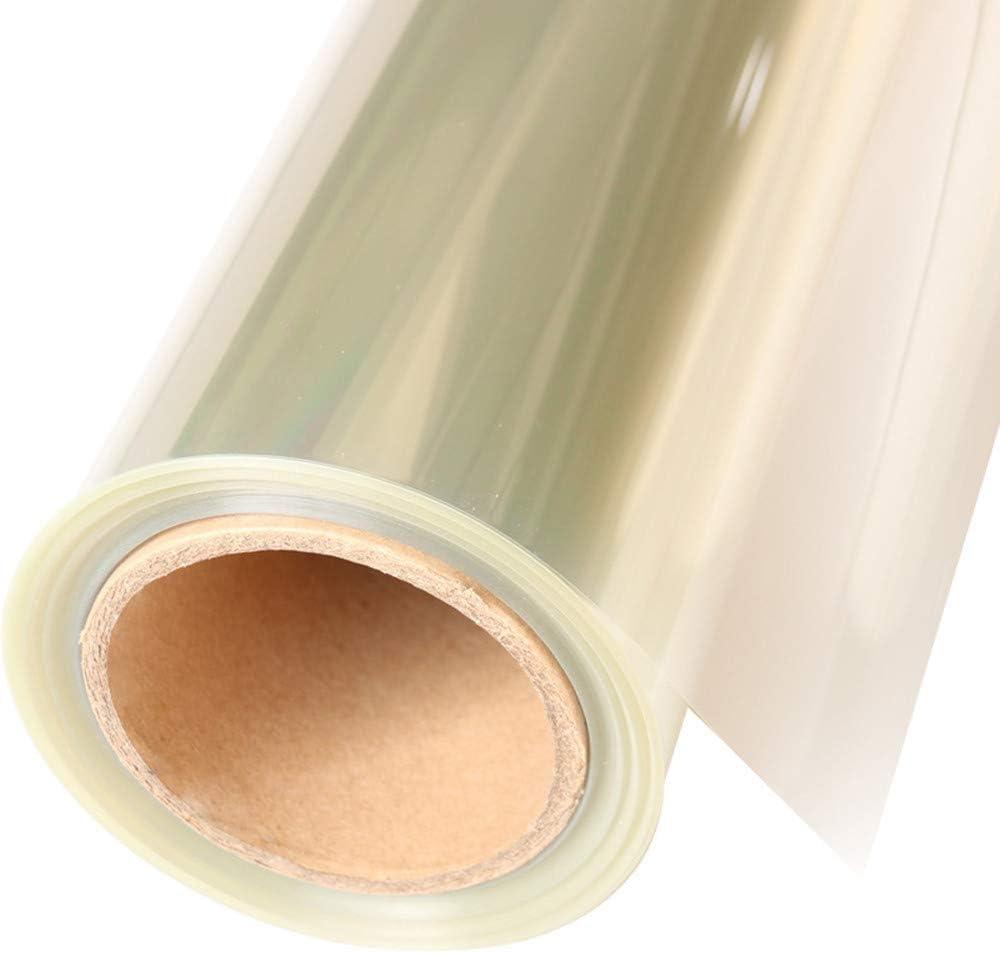 1m x50cm 400 micrones, protecci/ón antiroturas, Ancho x 50 cm Pel/ícula de Seguridad Transparente para Ventana DiversityWrap 3.28ft x1.64ft
