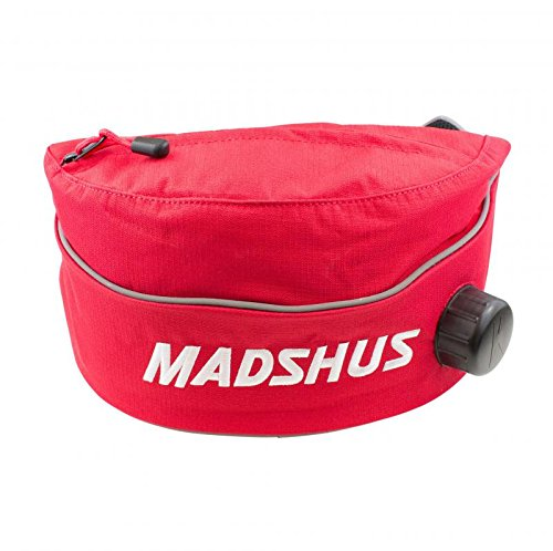 Drink Belt - Madshus Thermo Belt, Red, One Size