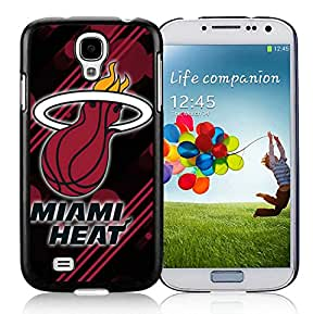 New DIY Designed Skin Case For Samsung Galaxy S4 I9500 i337 M919 i545 r970 l720 With Miami heat 12 Black Phone Case