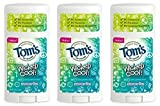 Tom's of Maine Natural Wicked Cool Deodorant Review and Comparison