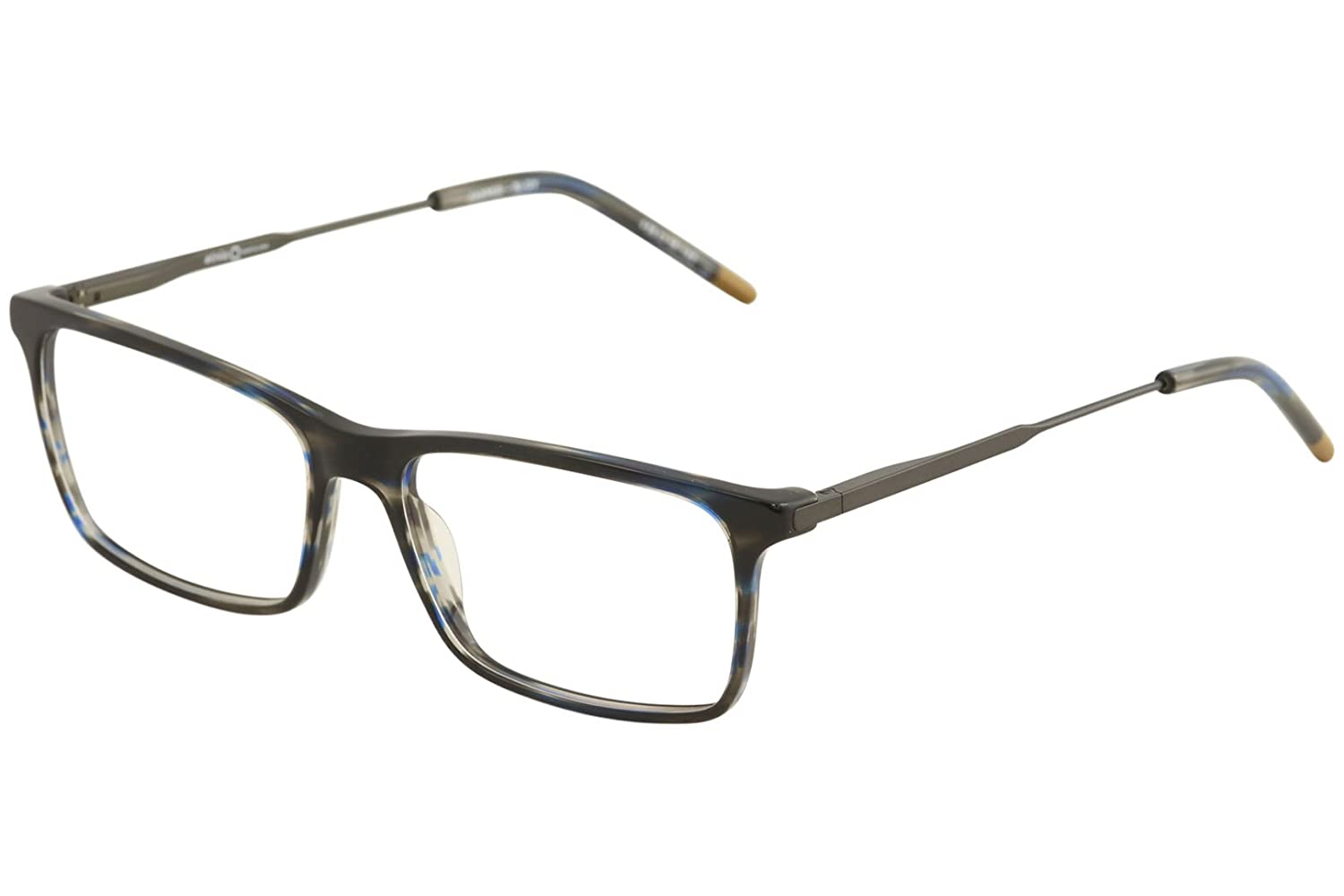 a5bd6325c3 Amazon.com  Etnia Barcelona Men s Eyeglasses Jasper BLGY Blue Grey Optical  Frame 56mm  Clothing