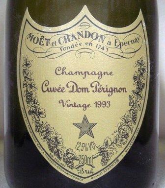 1993 don perignon vintage