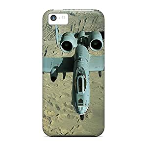 Fashionable Style Cases Covers Skin For Iphone 5c- Airplane Aircraft