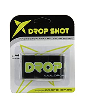 DROP SHOT Protector Palas Padel Blister 4 Uds - Negro: Amazon.es ...