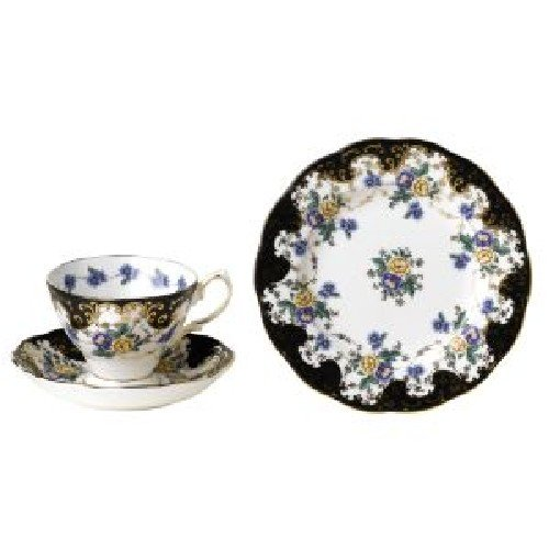 Royal Albert 100 Years Of Teas Trio-Duchess 1910